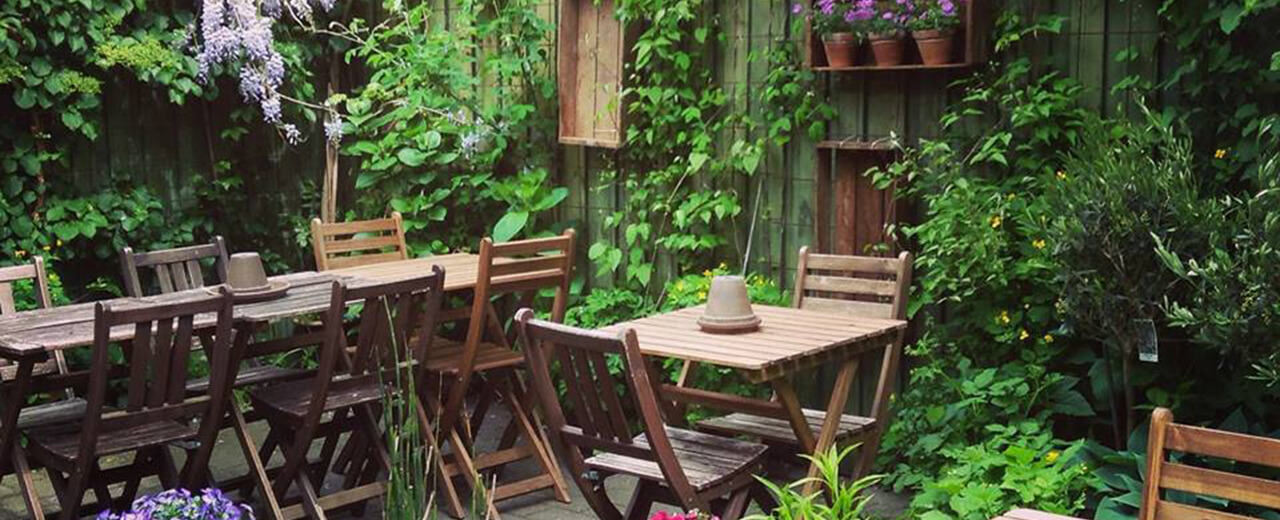 Velkommen til Den Smagløse Café - Vindegade - Odense