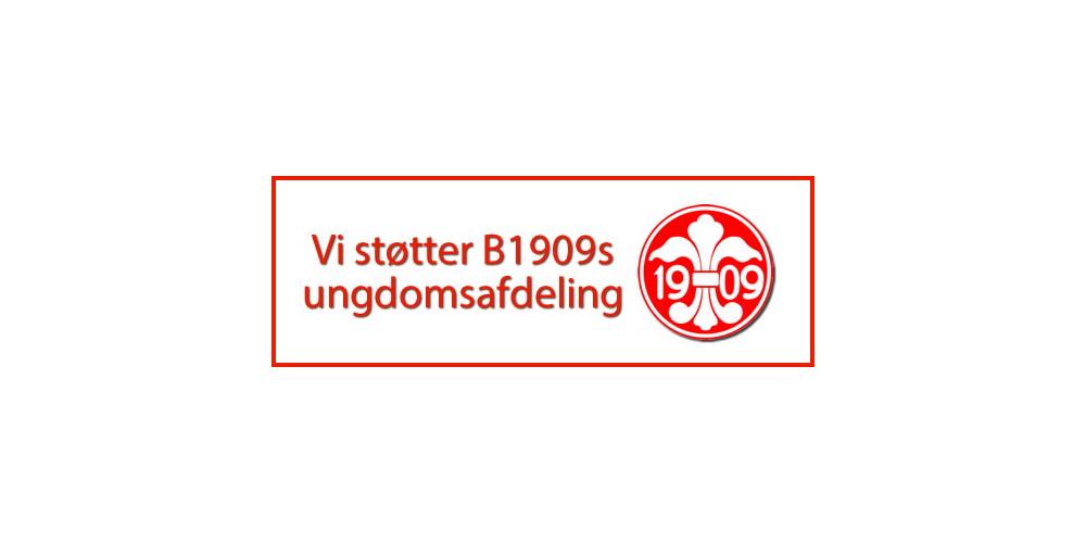 B1909s ungdomsafdeling